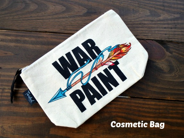 Cosmetic Bag War Paint