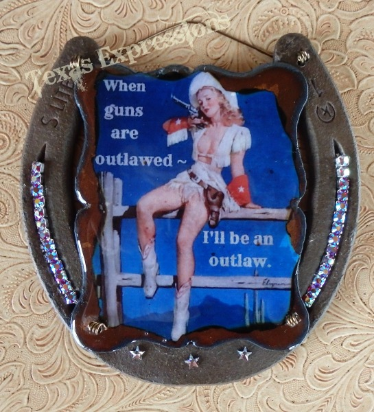 Outlaw Cowgirl