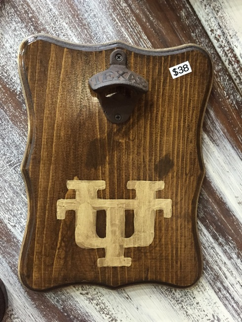 University of Texas - Magnetic Bottle Opener