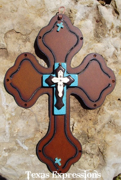 Rustic Crosses,western crosses,home decor