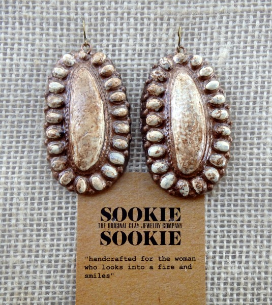 Sookie Sookie Sierra Earrings