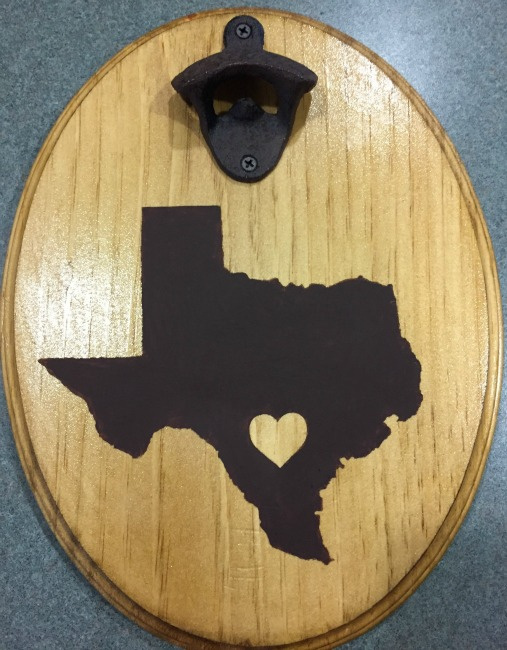 Custom Magnetic Bottle Opener