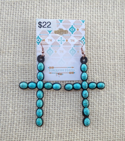 Turquoise Haven Earrings